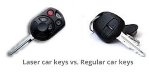 Laser Cut Keys
